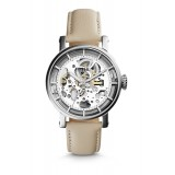 Fossil ME3069 Original Boyfriend Automatic Bone Leather Watch