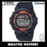 (OFFICIAL WARRANTY) Casio G-Shock GBD-800SF-1 G-Squad Bluetooth Step Tracker Digital Black & Orange Resin Watch GBD800SF GBD-800SF GBD800SF-1 GBD-800SF-1DR