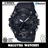 "(OFFICIAL WARRANTY) Casio G-Shock GG-B100-1B Master Of G ""Black Out"" Carbon Core Guard Bluetooth Compass Black Resin Watch GGB100 GG-B100 GGB100-1B GG-B100-1BDR"