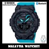 (OFFICIAL WARRANTY) Casio G-Shock GMA-B800SC-1A2 G-Squad Analog Digital Step Tracker Bluetooth Black & Blue Resin Watch GMAB800SC GMA-B800SC GMAB800SC-1A2 GMAB800SC-1A2DR