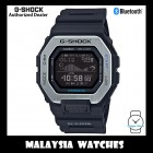 (OFFICIAL WARRANTY) Casio G-Shock GBX-100-1 G-Lide Digital Bluetooth Tide Graph Moon Data Black Resin Watch GBX100 GBX-100 GBX100-1 GBX-100-1DR