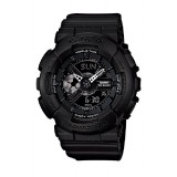 (OFFICIAL MALAYSIA WARRANTY) Casio Baby-G BA-110BC-1A Standard Analog & Digital Women's Resin Watch (Black)
