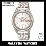 Seiko 5 SNKL15K1 Automatic See-thru Back Stainless Steel Bracelet Gents Watch