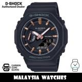 "(OFFICIAL WARRANTY) Casio G-Shock GMA-S2100-1A ""Mini CasiOak"" Carbon Guard Black Resin Band Watch GMAS2100 GMAS2100-1A GMA-S2100-1ADR"