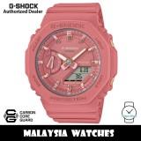 "(OFFICIAL WARRANTY) Casio G-Shock GMA-S2100-4A2 ""Mini CasiOak"" Carbon Guard Pink Resin Band Watch GMAS2100 GMAS2100-4A2 GMA-S2100-4A2DR"