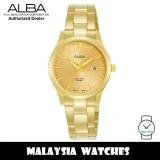 Alba AH7Y04X Quartz Gold-Tone Dial Gold-Tone Stainless Steel Women's Watch AH7Y04 AH7Y04X1 (from SEIKO Watch Corporation)