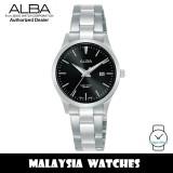 Alba AH7Y03X Quartz Black Dial Silver-Tone Stainless Steel Women's Watch AH7Y03 AH7Y03X1 (from SEIKO Watch Corporation)