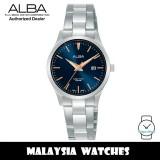 Alba AH7Y05X Quartz Dark Blue Dial Silver-Tone Stainless Steel Women's Watch AH7Y05 AH7Y05X1 (from SEIKO Watch Corporation)