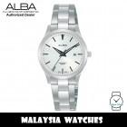 Alba AH7X99X Quartz Silver-Tone Dial Silver-Tone Stainless Steel Women's Watch AH7X99 AH7X99X1 (from SEIKO Watch Corporation)