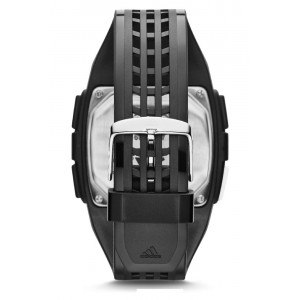 Adidas Performance ADP6090 Duramo XL Black Dial Black Resin Strap Unisex Watch (Black)