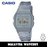 (100% Original) Casio F-91WS-8 Youth Digital Grey Transparent Resin Watch F91 F-91 F91WS F91WS-8 F-91WS-8DF
