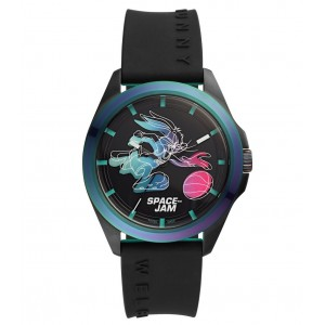 (OFFICIAL WARRANTY) Fossil LE1126SET Space Jam Lola Bunny Slam Dunk Collection Limited Edition Box Set Watch (2 Years Fossil Warranty)