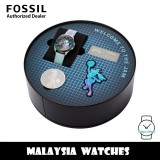 (OFFICIAL WARRANTY) Fossil LE1127SET Space Jam Lola Bunny Slam Dunk Collection Limited Edition Box Set Watch (2 Years Fossil Warranty)
