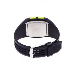 Adidas Performance ADP3171 Duramo Mid Sized Black Resin Strap Unisex Watch (Black)