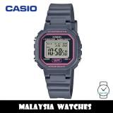 (100% Original) Casio LA-20WH-8A Classic Digital Grey Resin Ladies Watch LA20WH LA20WH-8A LA-20WH-8ADF