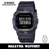 (OFFICIAL WARRANTY) Casio G-Shock DW-5600WS-1 Night Sea Quartz Digital Black Resin Watch DW5600 DW-5600 DW5600WS DW5600WS-1 DW-5600WS-1DR