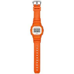 (OFFICIAL WARRANTY) Casio G-Shock DW-5600WS-4 Inspired By Summer Quartz Digital Orange Resin Watch DW5600 DW-5600 DW5600WS DW5600WS-4 DW-5600WS-4DR