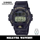 (OFFICIAL WARRANTY) Casio G-Shock DW-6900WS-1 Night Sea Quartz Digital Black Resin Watch DW6900 DW-6900 DW6900WS DW6900WS-1 DW-6900WS-1DR