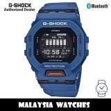 (OFFICIAL WARRANTY) Casio G-Shock GBD-200-2 G-SQUAD Digital Bluetooth Step Tracker Blue Resin Watch GBD200 GBD200-2 GBD-200-2DR