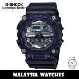 (OFFICIAL WARRANTY) Casio G-Shock GA-900AS-1A Analog Digital Special Color Black Resin Watch GA900 GA-900 GA900AS GA900AS-1A GA-900AS-1ADR