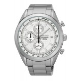 Seiko SSB173P1 Gents Chronograph Stainless Steel Watch (Silver)