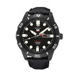 Seiko 5 Sports Automatic 100M LIMITED EDITION SRP721K1 Gents Leather Strap Watch