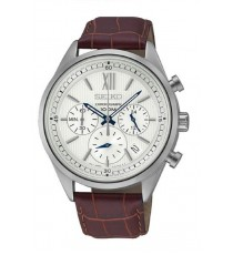 Seiko Gents Chronograph Watch SSB157P1