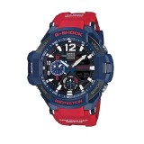(OFFICIAL MALAYSIA WARRANTY) Casio G-SHOCK GravityMaster GA-1100-2A OPTIMUS PRIME Men's Resin Watch (Red & Blue)