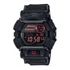 (OFFICIAL MALAYSIA WARRANTY) Casio G-SHOCK GD-400-1 Black & Red Standard Digital Men's Resin Watch