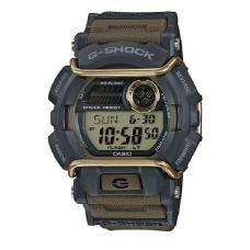 (OFFICIAL MALAYSIA WARRANTY) Casio G-SHOCK GD-400-9 Black & Military Green Standard Digital Men's Resin Watch