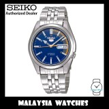 Seiko 5 Automatic SNK371K1 See-thru Back Stainless Steel Watch (Silver)