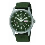 Seiko 5 Sports SNZG09K1 Automatic Watch Military Green