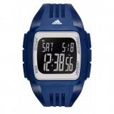 Adidas Performance ADP3265 Duramo XL Black Dial Blue Resin Strap Unisex Watch (Dark Blue & Black)