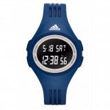 Adidas Performance ADP3267 Uraha Mid Sized Blue Resin Strap Unisex Watch (Dark Blue & Black)