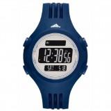 Adidas Performance ADP3269 Questra Black Dial Blue Resin Strap Unisex Watch (Dark Blue & Black)