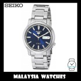 Seiko 5 SNK793K1 Automatic See-thru Back Stainless Steel Bracelet Gents Watch