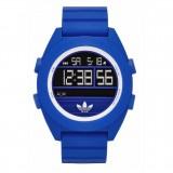 Adidas Originals ADH2910 Santiago XL Dial Blue Resin Strap Watch (Blue)