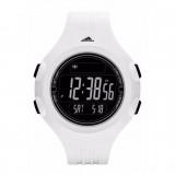 Adidas Performance ADP3261 Questra Black Dial White Resin Strap Unisex Watch (White & Black)