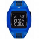Adidas Performance ADP6092 Duramo XL Black Dial Blue Resin Strap Unisex Watch (Blue & Black)