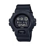 (OFFICIAL MALAYSIA WARRANTY) Casio G-SHOCK DW-6900BB-1 Black Resin Black LCD Standard Digital Watch (Full Black)