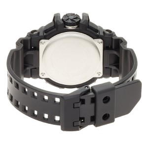 (OFFICIAL MALAYSIA WARRANTY) Casio G-SHOCK Special Color Model GA-400GB-1A Black & Silver Men's Resin Watch