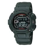 (OFFICIAL MALAYSIA WARRANTY) Casio G-SHOCK G-9000-3 Mudman Military Green Men's Resin Standard Digital Watch