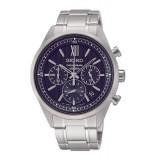 Seiko Gents Chronograph Watch SSB155P1