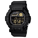 (OFFICIAL MALAYSIA WARRANTY) Casio G-SHOCK GD-350-1B Vibration Alarm Black Men's Resin Standard Digital Watch