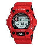 (OFFICIAL MALAYSIA WARRANTY) Casio G-SHOCK G-7900A-4 MATMOTO Red Men's Resin Standard Digital Watch