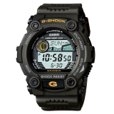 (OFFICIAL MALAYSIA WARRANTY) Casio G-SHOCK G-7900-3 Military Green Men's Resin Standard Digital Tide Graph Watch