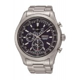 Seiko Gents Chronograph Perpetual Calendar Stainless Steel Watch SPC125P1