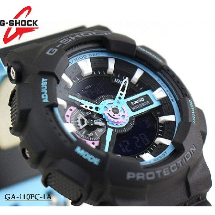 Official Malaysia Warranty Casio G Shock Ga 110pc 1a Special Colour