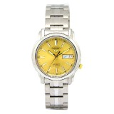 Seiko 5 Automatic Gents Stainless Steel Watch SNKL81K1