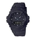 (OFFICIAL MALAYSIA WARRANTY) Casio G-SHOCK G-100BB-1A Analog-Digital Men's Resin Watch (Black)